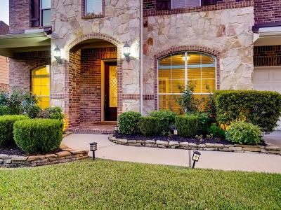 Fort Bend County Single Family Home For Sale: 21002 Mallard Cove Court