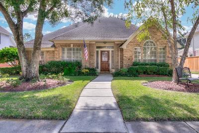 Houston Single Family Home For Sale: 12803 Azalea Creek Trail