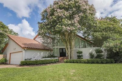 Houston Single Family Home For Sale: 2906 Stone Way Drive