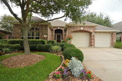 Pasadena Single Family Home For Sale: 4423 Cypress Pond Court