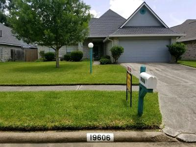 Tomball TX Single Family Home For Sale: $154,900