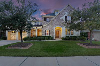 Cypress Single Family Home For Sale: 9111 Amistad Lake Circle