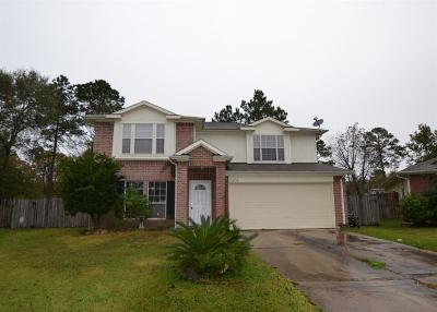 Crosby TX Single Family Home For Sale: $165,000