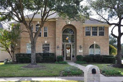 Tomball Single Family Home For Sale: 11515 Hidden Grove Court