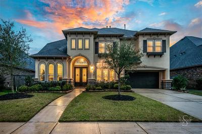 Fulshear Single Family Home For Sale: 27511 Lakeway Trail Lane