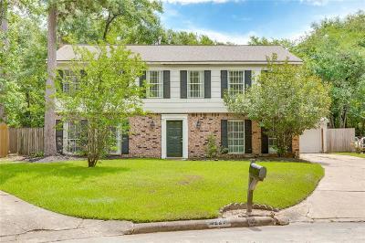 Kingwood Single Family Home For Sale: 3227 Villagedale Drive
