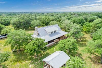 Weimar Farm & Ranch For Sale: 1129 Star Ridge Drive