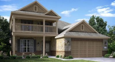 Katy TX Single Family Home For Sale: $299,240