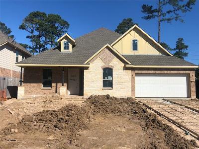 Cypress Single Family Home For Sale: 13818 Oakdale Glen Trace