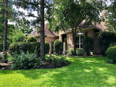 The Woodlands TX Single Family Home For Sale: $895,000