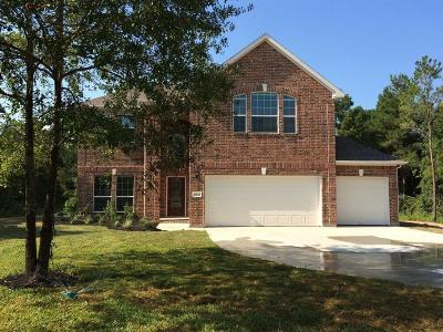 Montgomery Single Family Home For Sale: 10922 Crawford Circle