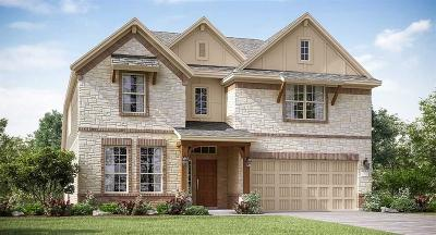 Tomball Single Family Home For Sale: 21734 Rose Maris Lane