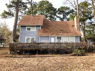 San Jacinto County Single Family Home For Sale: 118 High Drive