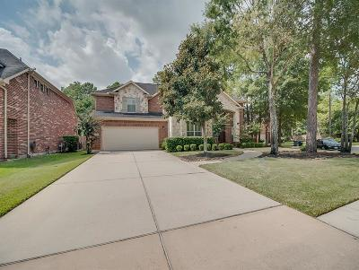 Humble Single Family Home For Sale: 12406 Wide River Lane