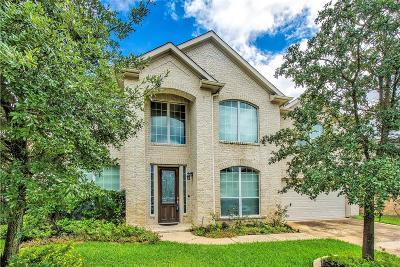 Tomball Single Family Home For Sale: 9802 Elizabeths Glen Lane