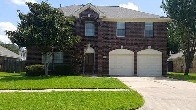 Katy Single Family Home For Sale: 3806 Sabrina Oaks Lane