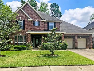 Spring Single Family Home For Sale: 25722 Beckham Springs Court