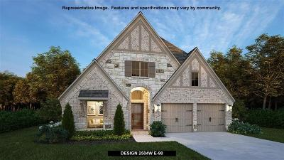 Waller County Single Family Home Pending: 2523 Elmwood Trail