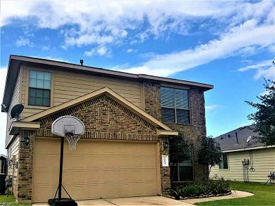 Katy Single Family Home For Sale: 5615 Sunfall Bend Lane
