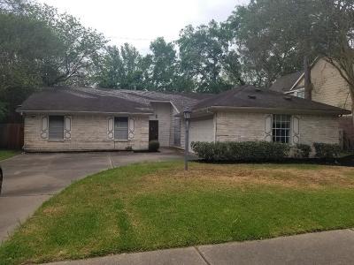 Single Family Home For Sale: 15226 Pebble Lake Drive