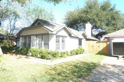 Rosenberg Single Family Home For Sale: 4721 Redbud Drive
