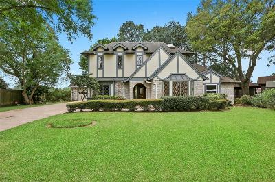 Missouri City Single Family Home For Sale: 3126 Cypress Point Drive