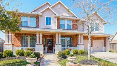 Cypress Single Family Home For Sale: 18022 Channel Hill Drive