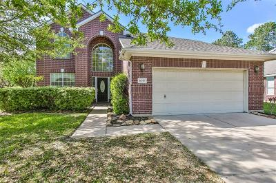 Cypress TX Single Family Home For Sale: $257,000