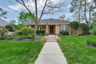 Galveston County, Harris County Single Family Home For Sale: 10819 Jaycreek Drive