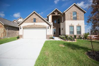Rosharon Single Family Home For Sale: 4812 Peppermill Ridge Lane