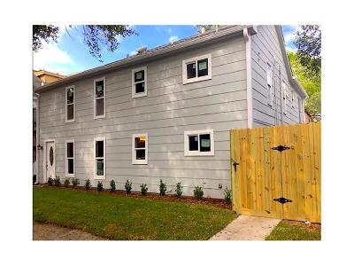 Houston Multi Family Home For Sale: 4808 Woodhead Street