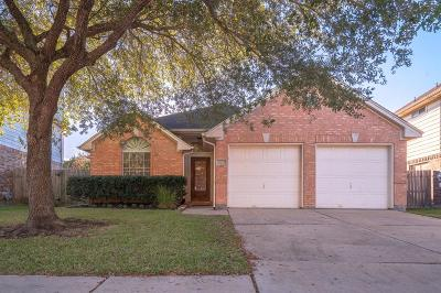 Friendswood Single Family Home For Sale: 17002 Hidden Treasure Circle