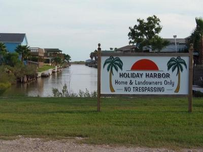 Matagorda Residential Lots & Land For Sale: Holiday Harbor