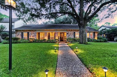 Houston TX Single Family Home For Sale: $539,000