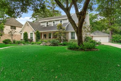 Houston Single Family Home For Sale: 2702 Laurel Ridge Drive