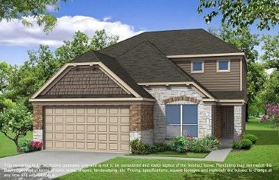 Houston Single Family Home For Sale: 1039 Carolina Wren Circle