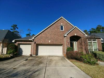 Houston Single Family Home For Sale: 16303 Breakwater Path Drive Drive