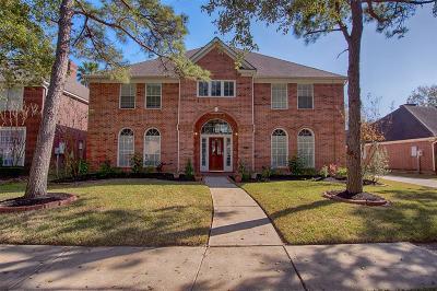League City Single Family Home For Sale: 2013 Lauren Lake Drive