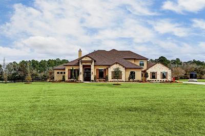 Magnolia Farm & Ranch For Sale: 37782 Marias Way