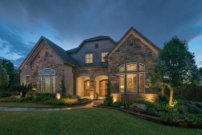 Cypress TX Single Family Home For Sale: $1,025,000