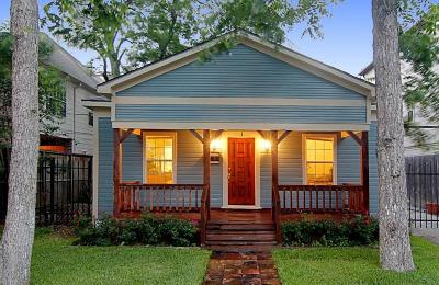 Houston Single Family Home For Sale: 811 Malone Street