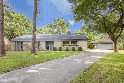 Houston Single Family Home For Sale: 1006 Richvale Lane