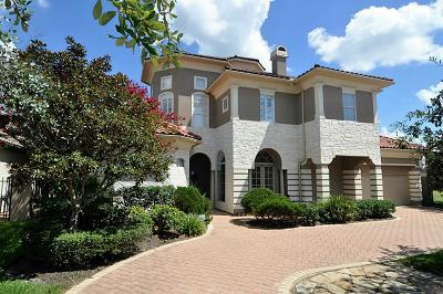Houston TX Single Family Home For Sale: $1,195,000