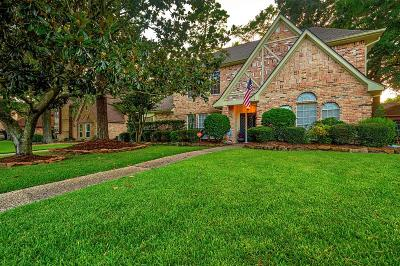 Kingwood Single Family Home For Sale: 2915 Forest Garden Drive