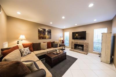 Houston TX Condo/Townhouse For Sale: $299,900