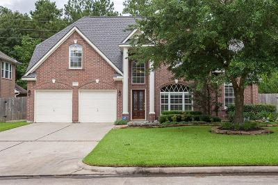 Tomball Single Family Home For Sale: 31427 Capella Circle