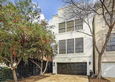 Galveston County, Harris County Single Family Home For Sale: 4912 Eigel Street #B