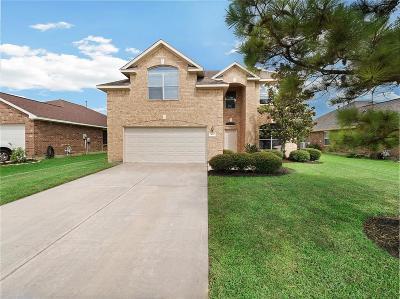 Rosenberg Single Family Home For Sale: 615 Arbor Green Ln