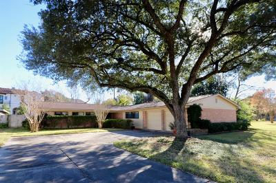 Houston Single Family Home For Sale: 4823 Imogene Street