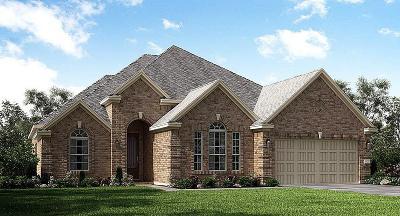 Cypress Single Family Home For Sale: 18430 Panton Terrace